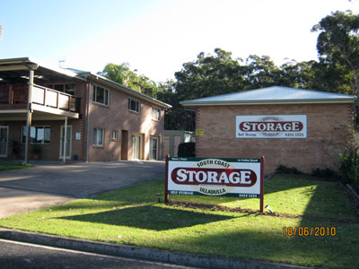 self storage ulladulla